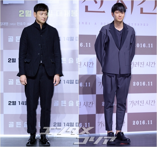 Actor Kang Dong-won Adorns Himself with Unique Styles