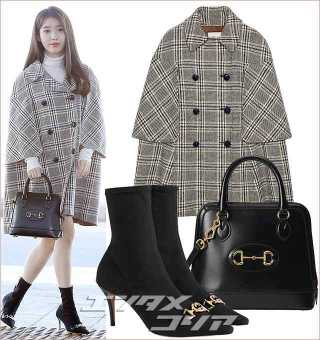 Singer IU Goes Gucci All the Way