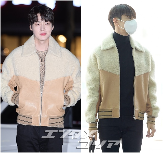 Ahn Jae-hyun, Max Changmin Get Contrasting Looks from Same Givenchy Jacket