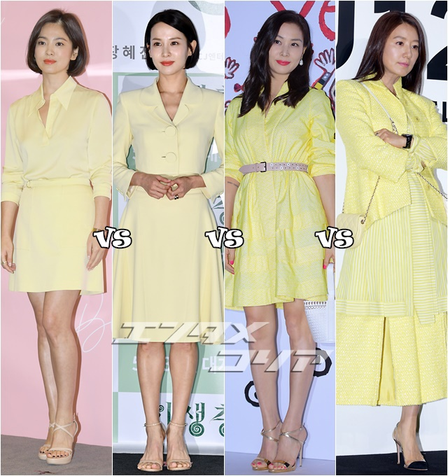 Actresses Show How Lighter Shades Can Be Eye-Catching