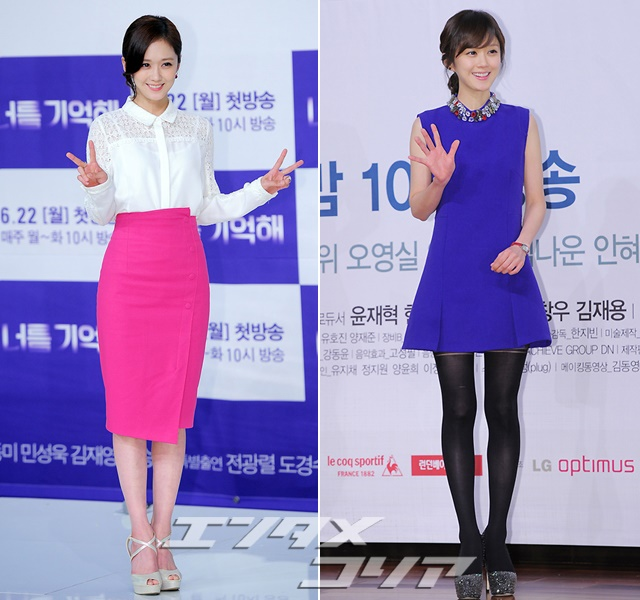 Actress Jang Na-ra Adjusts Her Dress Codes to Fit in with Roles She Plays