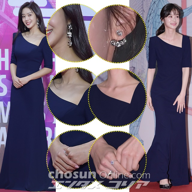 Actresses Exude Chicness in Simplicity