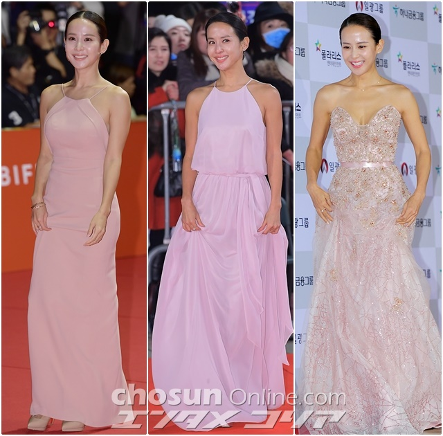 Staying Fit Helps Actress Jo Yeo-jeong to Look Good in Many Outfits
