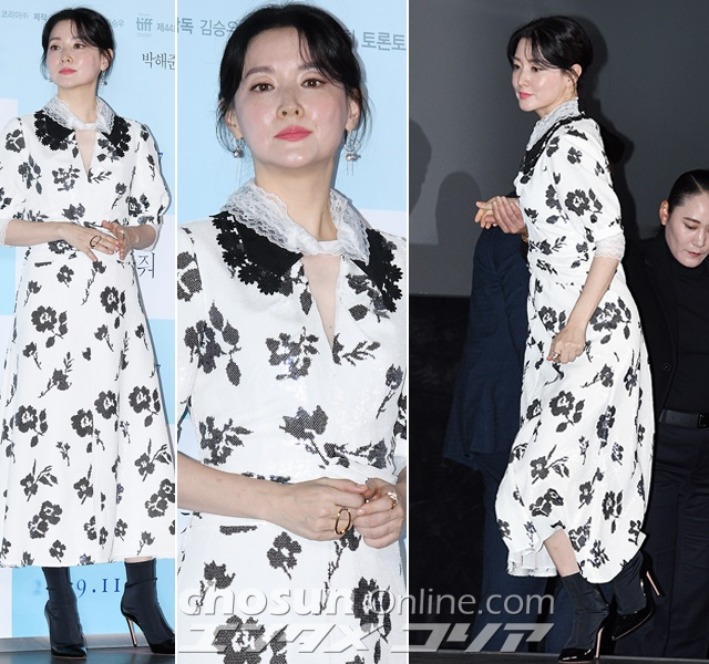 Actresses Lee Young-ae, Jeon Hye-jin Share Taste in Shoes