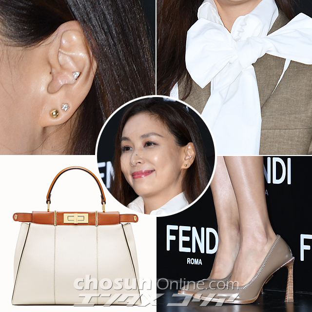 Ko So-young, Kang So-ra Get Different Look from Same Fendi Suit