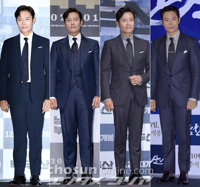 Actor Lee Byung-hun Knows How to Dress in Style