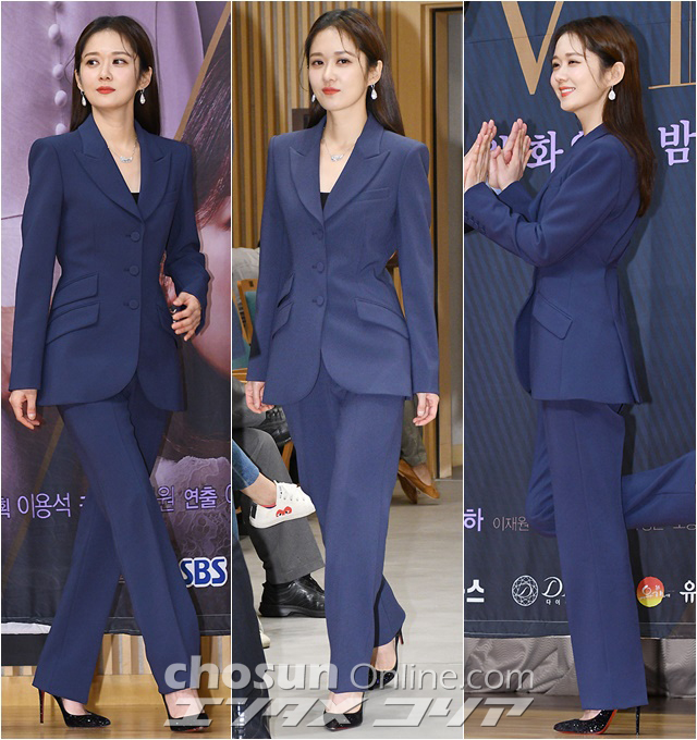Actress Jang Na-ra Shows Equal Commitment to Fashion and Acting