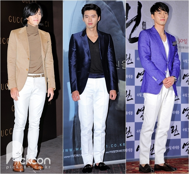 Actor Hyun Bin Keeps Fans Guessing with Diverse Fashion Stylings