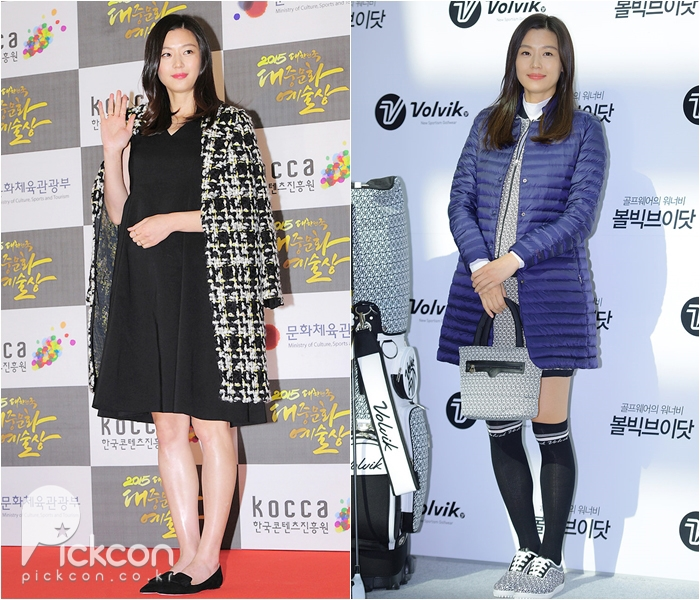 Ageless Jeon Ji-hyun Still a Fashion Trendsetter