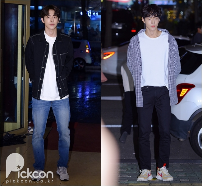 Model-Turned-Actor Nam Joo-hyuk Looks Great Even in Relaxed Outfits