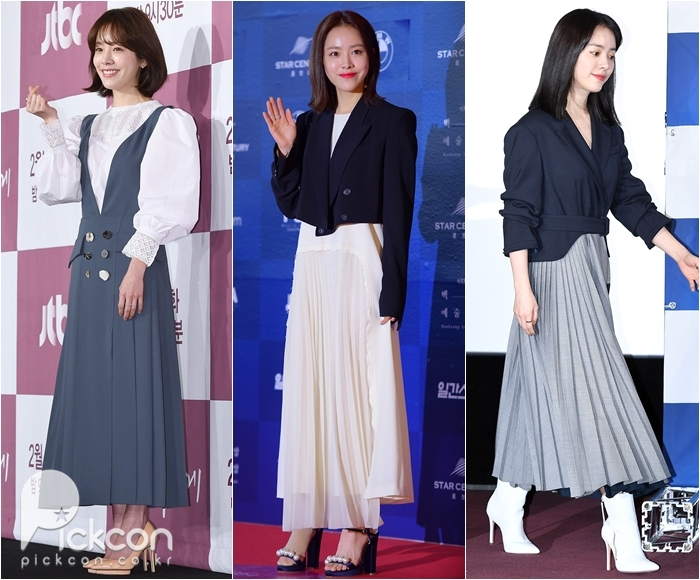 Actress Han Ji-min Knows How to Make Herself Look Best