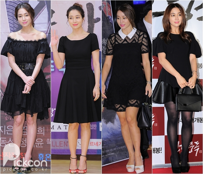 Simplicity the Key to Actress Lee Min-jung's Eye-Catching Style