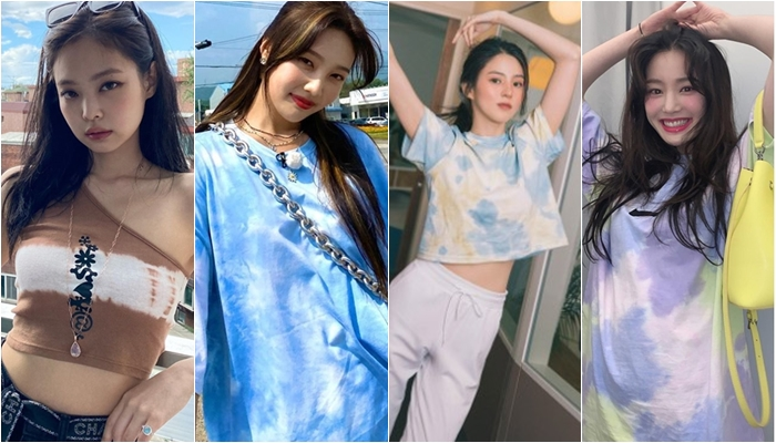 How to Be in Style with Tie-Dye Outfits