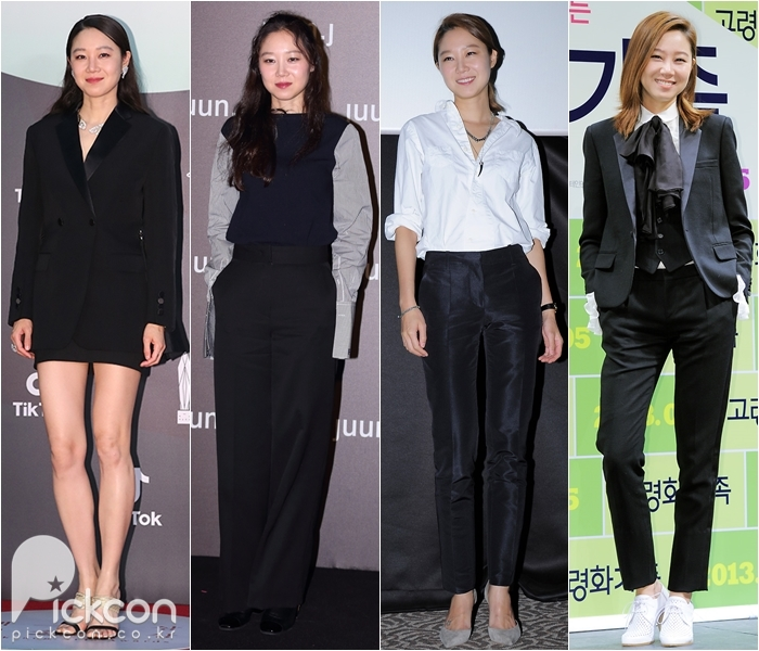 Kong Hyo-jin's Inimitable Fashion Styles Never Fail to Grab Attention