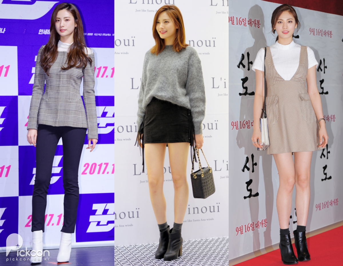 Singer-Turned-Actress Nana Can't Go Wrong in Terms of Fashion